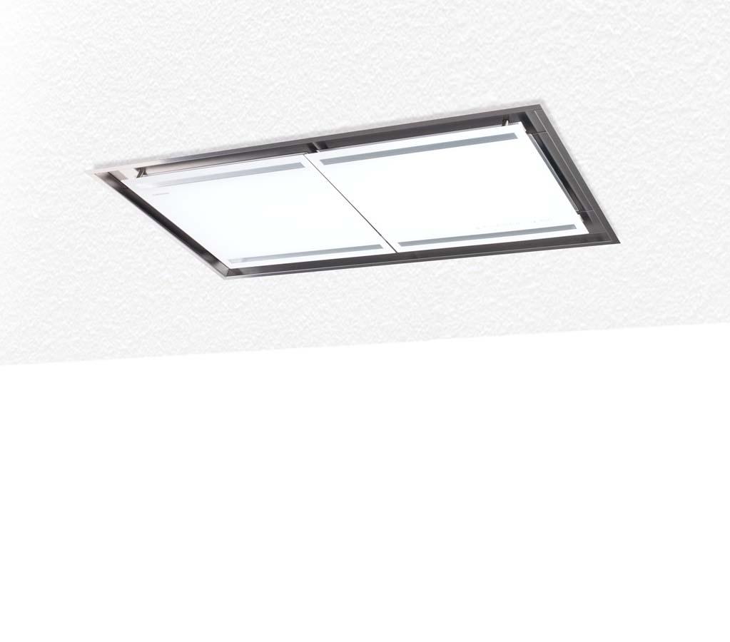 Campana extractora empotrada techo teka campana integrable tl ancho mm potencia de aire mx with - La mejor campana extractora del mercado ...